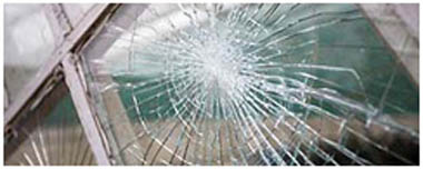 Gants Hill Smashed Glass
